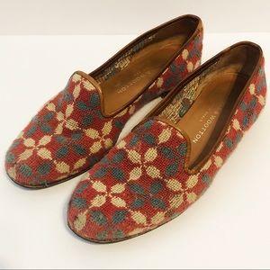 Stubbs & Wooten vintage loafers size 8